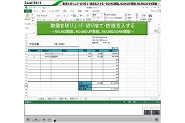 Excel 2013 活用編 サムネイル